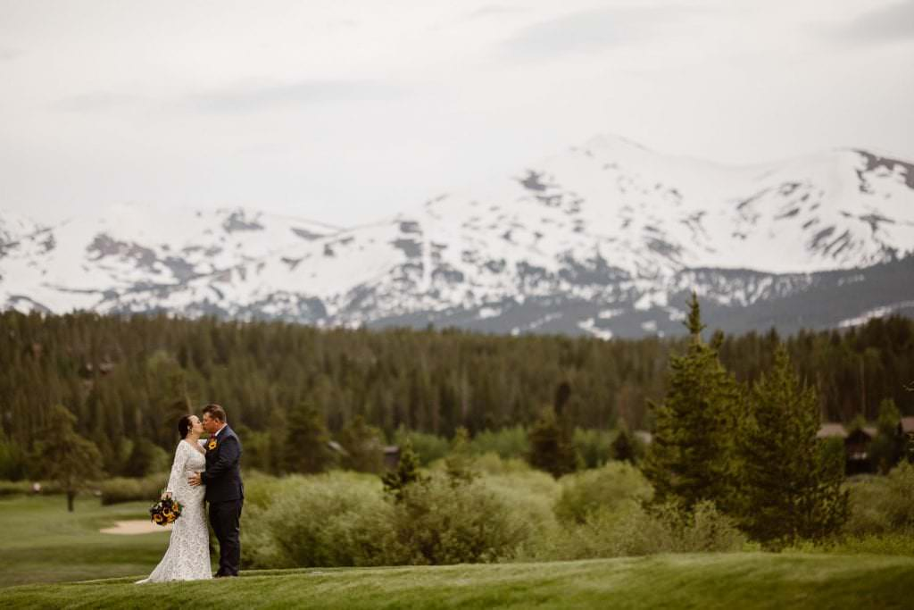 Breckenridge Colorado Wedding Photographer, Photos by Justyna E Butler Photography