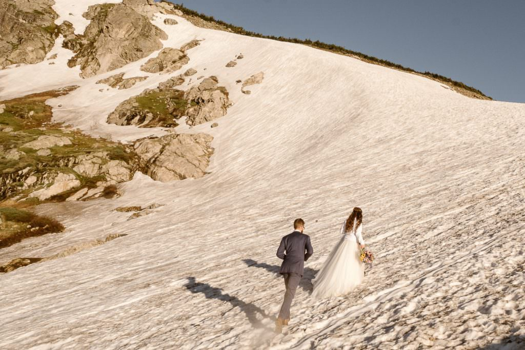 Colorado Self Solemnizing Adventure Elopement
