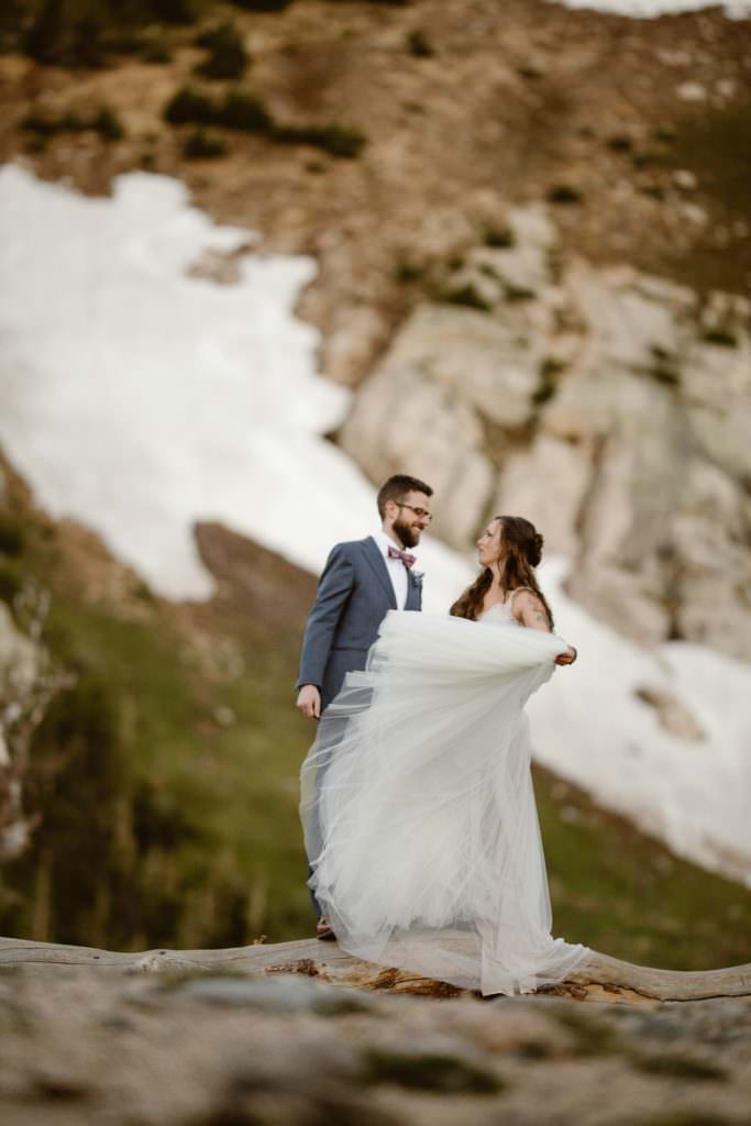 Alpine Adventure Wedding