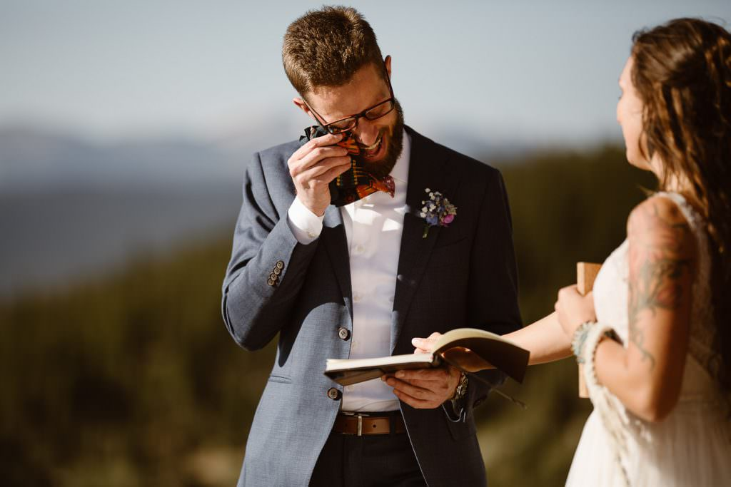 COLORADO ALPINE ADVENTURE HIKING ELOPEMENT  | COLORADO ELOPEMENT PHOTOGRAPHER | JUSTYNA E BUTLER PHOTOGRAPHY | TARA  + JAY