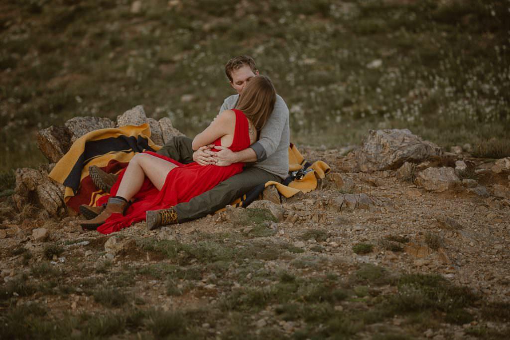 Breckenridge Mountain Wedding Photographer