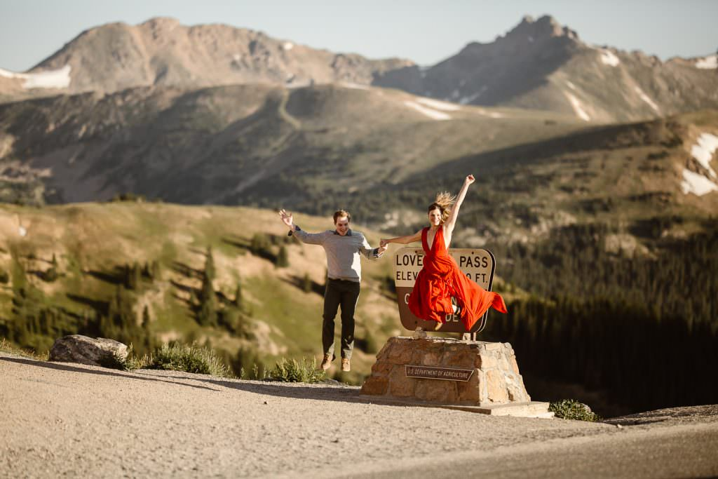 Colorado Engagement Photoggrapher