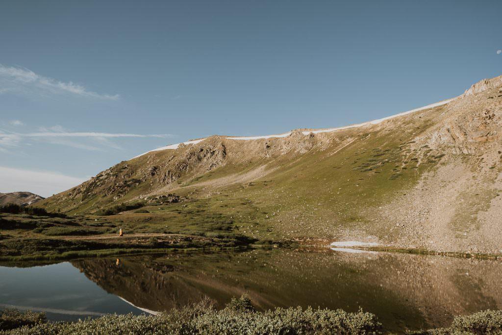 Colorado Engagement Adventure, Loveland Pass, Colorado