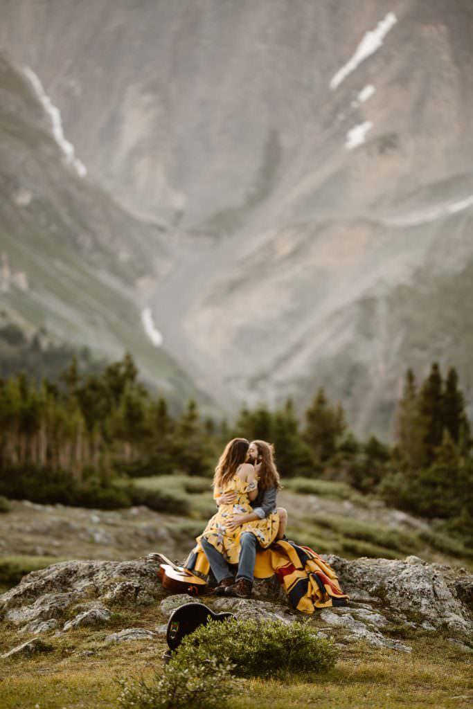 Loveland Pass Breckenridge Colorado Adventure
