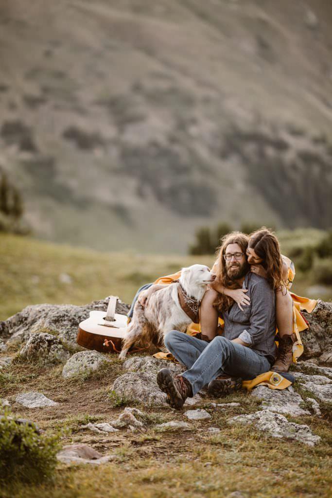 Colorado Engagement Photogarpher
