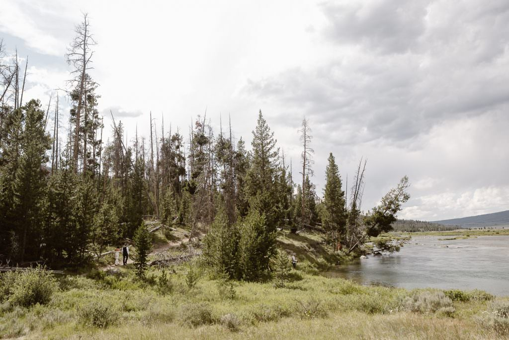 Wyoming CDT Adventure Elopement Wedding