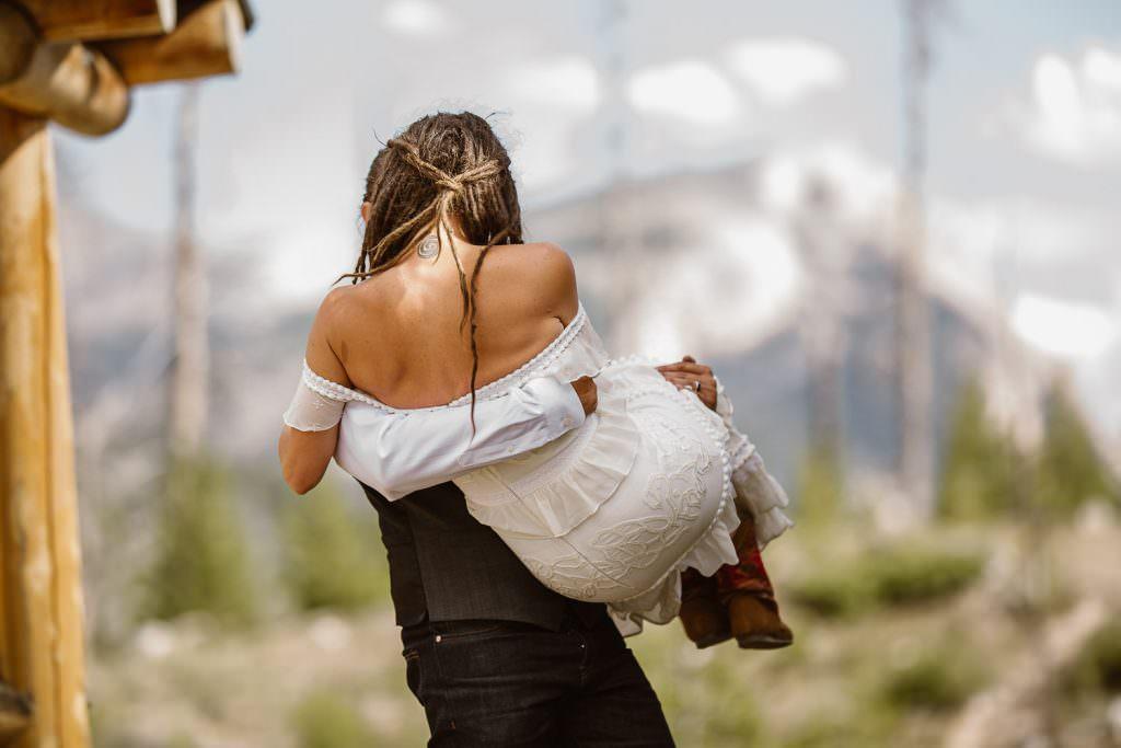 Highline Trail Adventure Elopement | CDT Hiking Elopement | Continental Divide Trail Adventure Elopement | Destination Adventure Wedding Photographer | Wyoming Wind River Range Adventure Elopement | Jamie + Nick