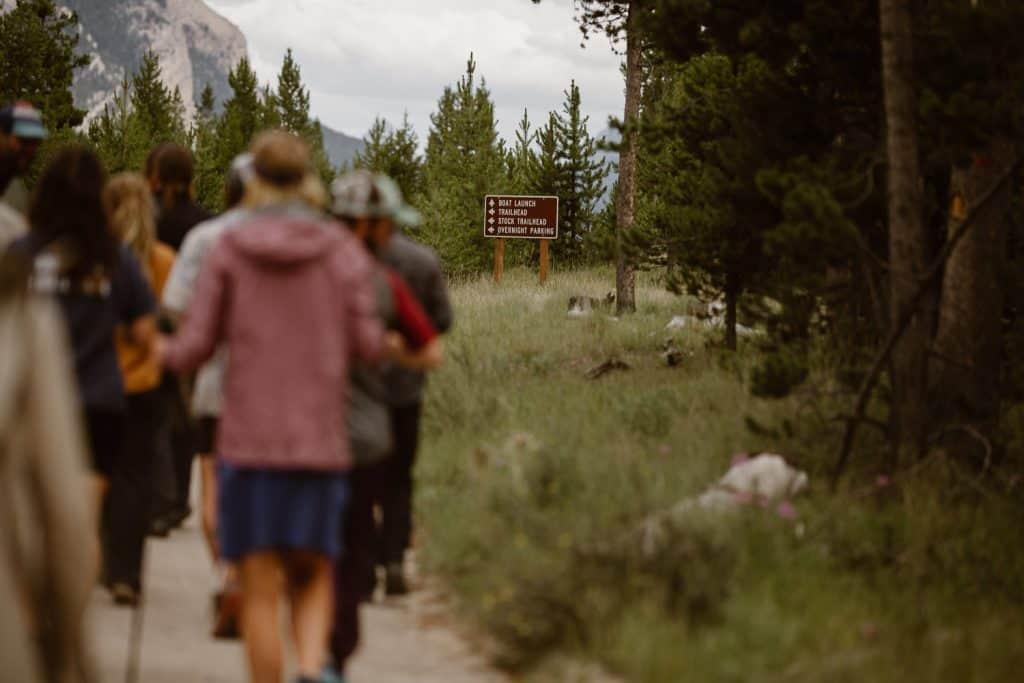 Wyoming Adventure Elopement