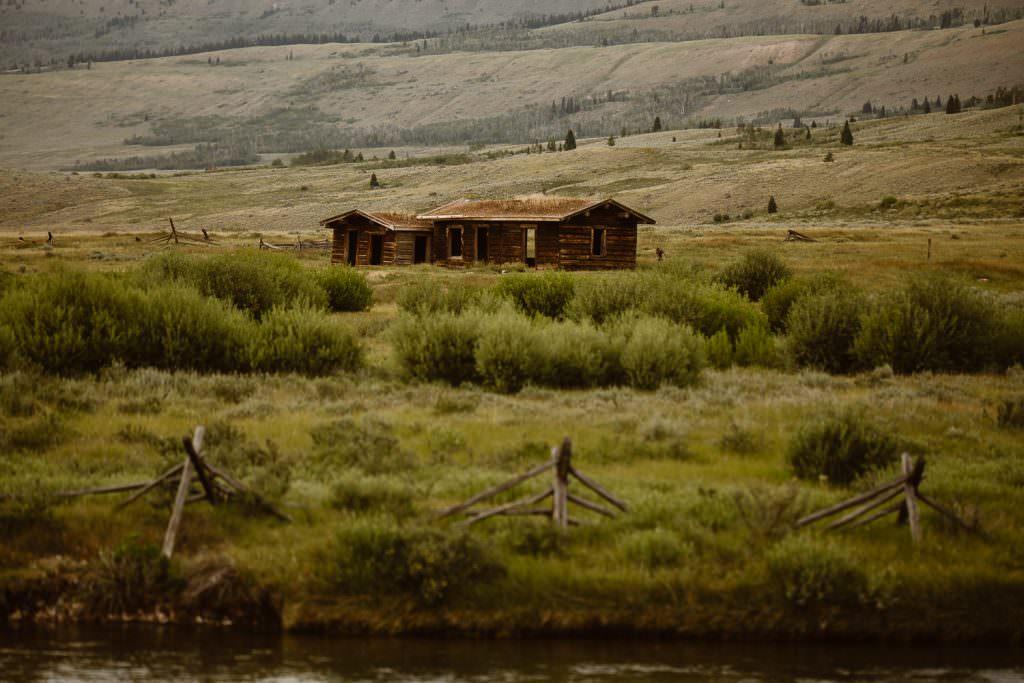 Wyoming CDT Trail Adventure Photographer