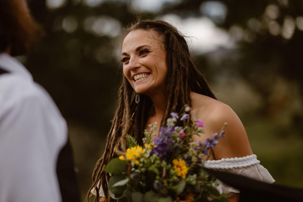 Wyoming Tetons Adventure Wedding