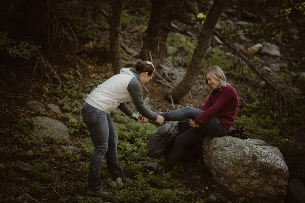 Same Sex Love in Colorado by Justyna E Butler Photography