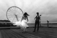 Intmate Wedding Tacoma Washington