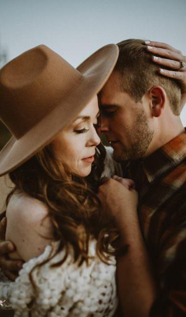 Colorado Wedding Photographer, Adventure Engagement in the Fall, Kenosha Pass