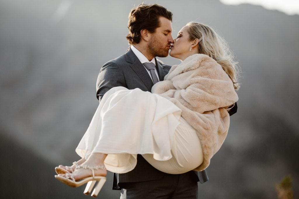 BRECKENRIDGE ADVENTURE WEDDING. DESTINATION WEDDING by Justyna E Butler Photography