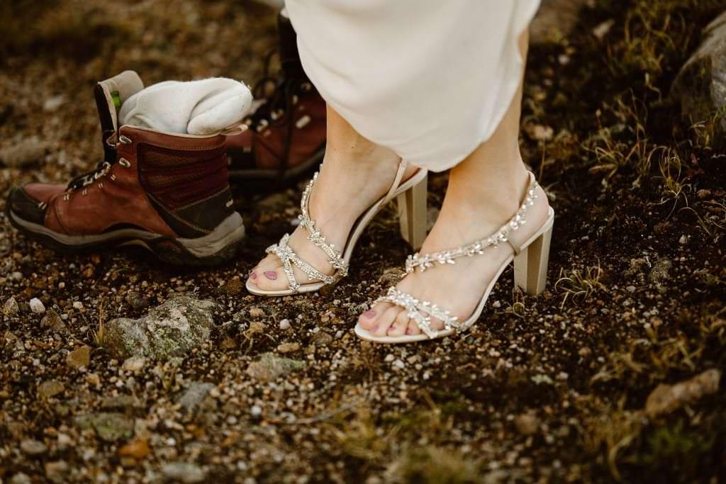 Epic Adventure Mountain Weddings