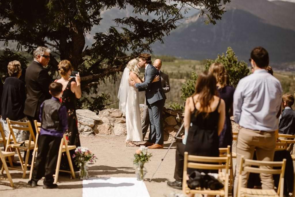 Colorado Mountain Wedding at Sapphire Point