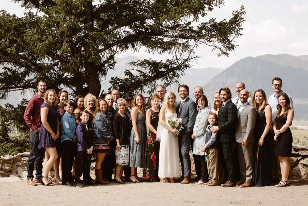 Family Formal, Breckenridge Colorado