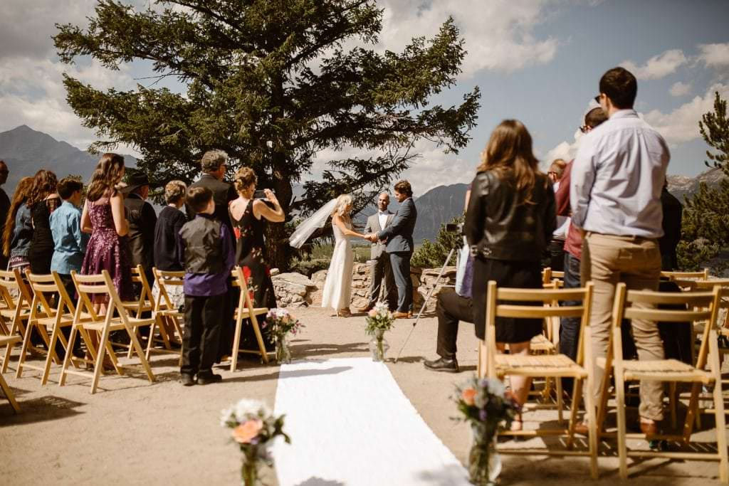 Epic Mountain Wedding Venues in Colorado