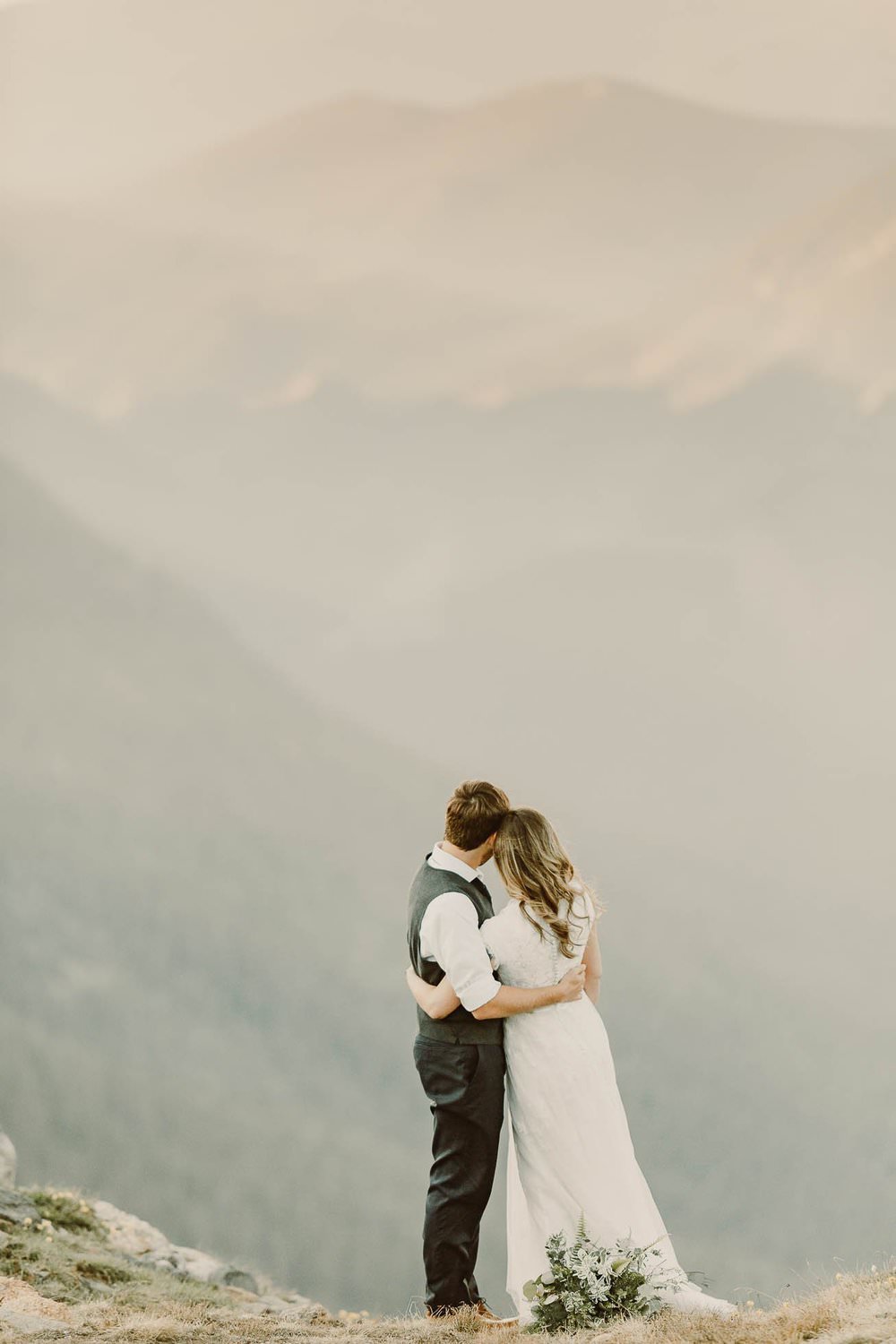 destination elopement photographer | Justyna E Butler Photography | Wales Destination Weddings