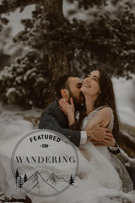 Featured on Wandering Weddings, Colorado Elopement Photographer, Justyna E Butler Photography