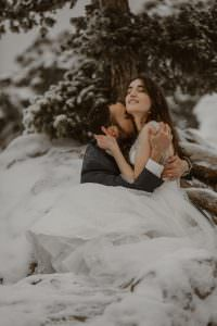Aspen Best Wedding Adventure Photographer, Justyna E Butler Photography