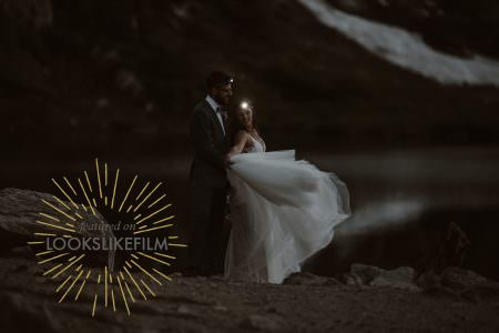 Featured on Looks Like Film Weddings + Adventure Elopements , Colorado Elopement Photographer, Justyna E Butler Photography