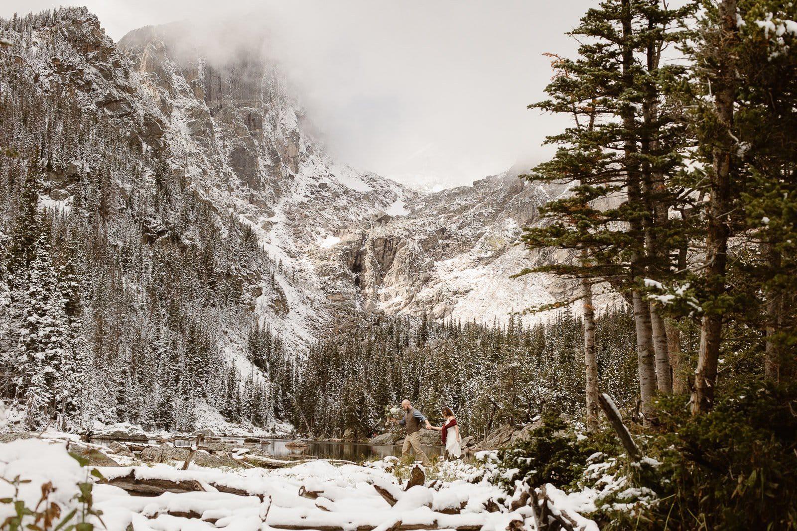 Ultimate Guide | Winter Elopements | Colorado