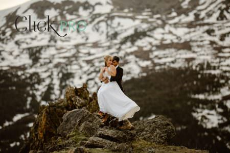 Featured on Click Pro Weddings + Adventure Elopements , Colorado Elopement Photographer, Justyna E Butler Photography