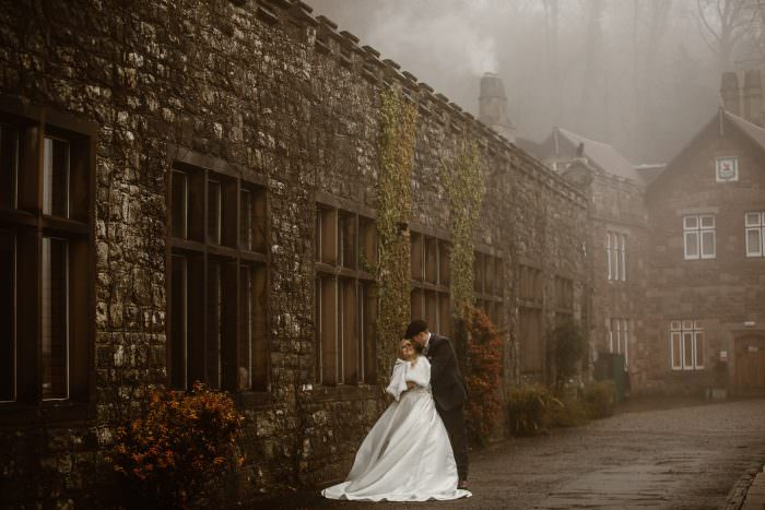 Caer Llan Wedding Monmouth - South Wales Destination Wedding Photographer Cardiff Justyna E Butler Photography