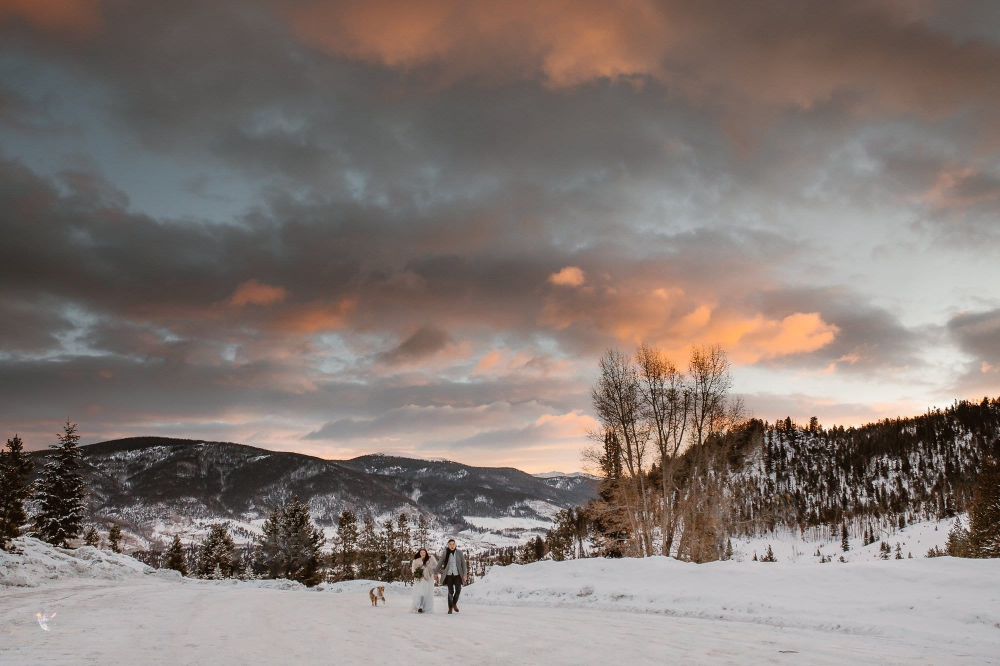 Dreamy Sapphire Point Wedding Breckenridge Colorado-Justyna -E-Butler-Photography