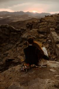 Top Of The Rockies Stormy Mountain Colorado Adventure   Colorado Adventure Elopement and Wedding Photographer