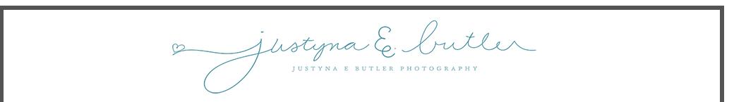 Justyna E Butler Photography logo